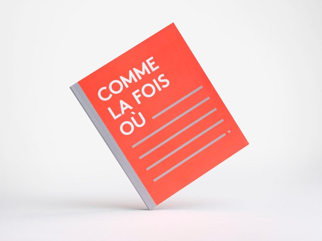 Image recueil Comme la fois